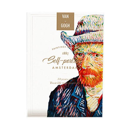 Van Gogh Playing Cards - 52 Wonders Playing Cards Spielkarten Bicycle Fontaine Anyone Orbit Butterfly