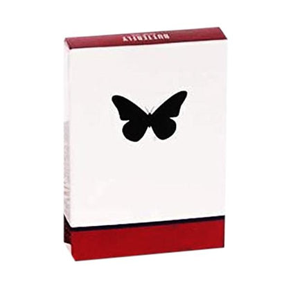 Butterfly Playing Cards 1st Edition - 52 Wonders Playing Cards Spielkarten Bicycle Fontaine Anyone Orbit Butterfly