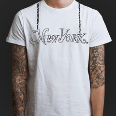 belle BRUT NAMEPLATE CITY T-SHIRT - NEW YORK, MENS