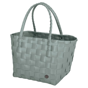 Shopper Paris Greyish green