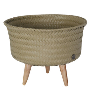 Basket Up Laag Camel