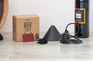 WoW Bottle Box - Creëer je eigen designer hanglamp