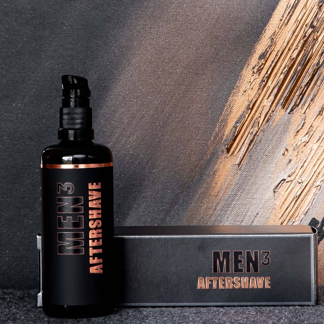 MEN³ Aftershave 100ml (stap 3)
