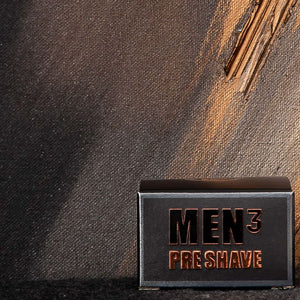 MEN³ Pre shave gel 50ml (stap 1)