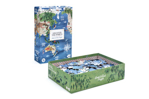 Puzzel Discover the world