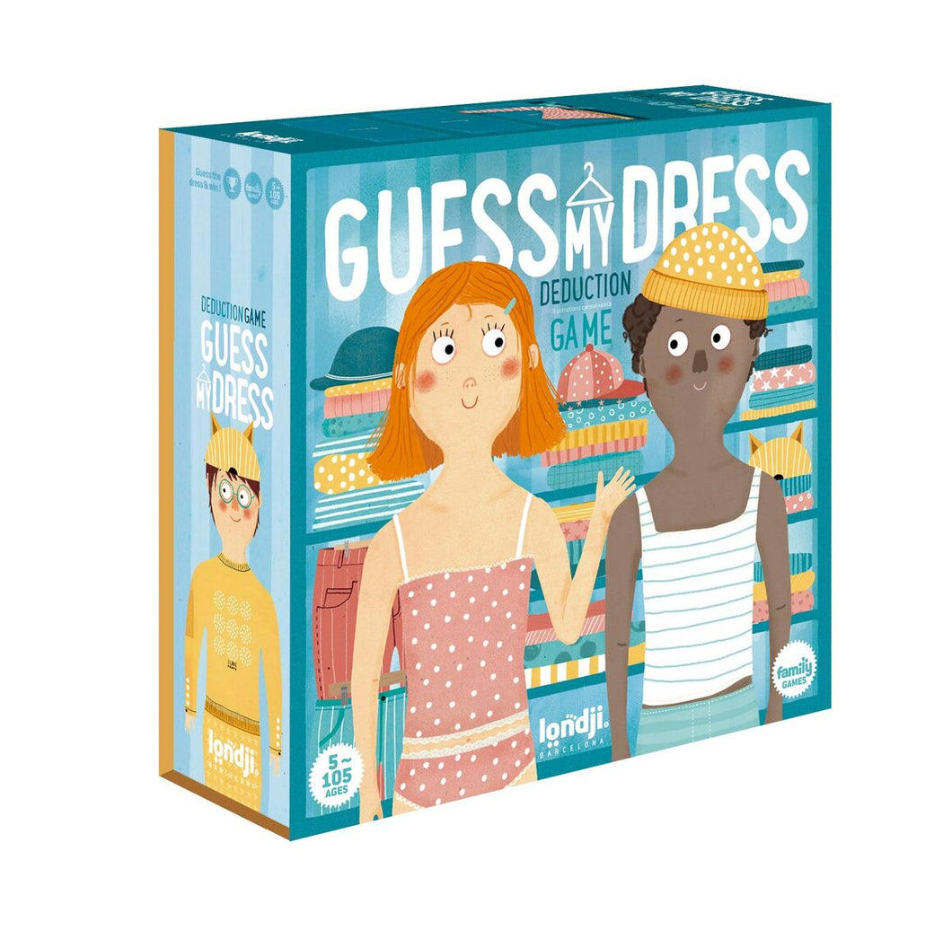 Puzzel Guess my dress