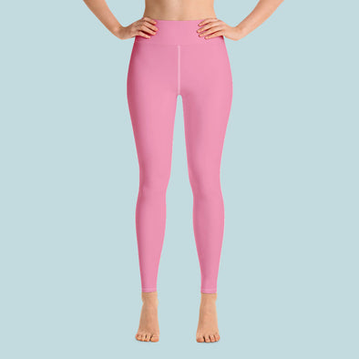 Leggings tiro alto barbie
