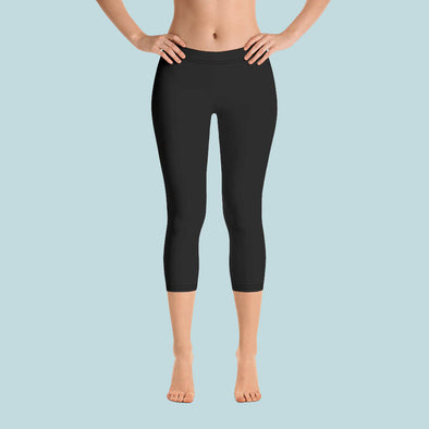 Leggings capri negro
