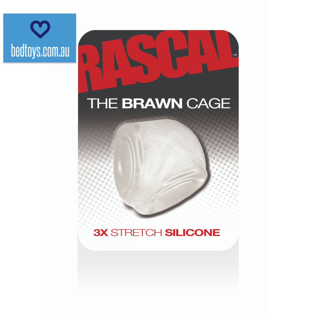 The Brawn Cage - silicone dick sling/cock ring