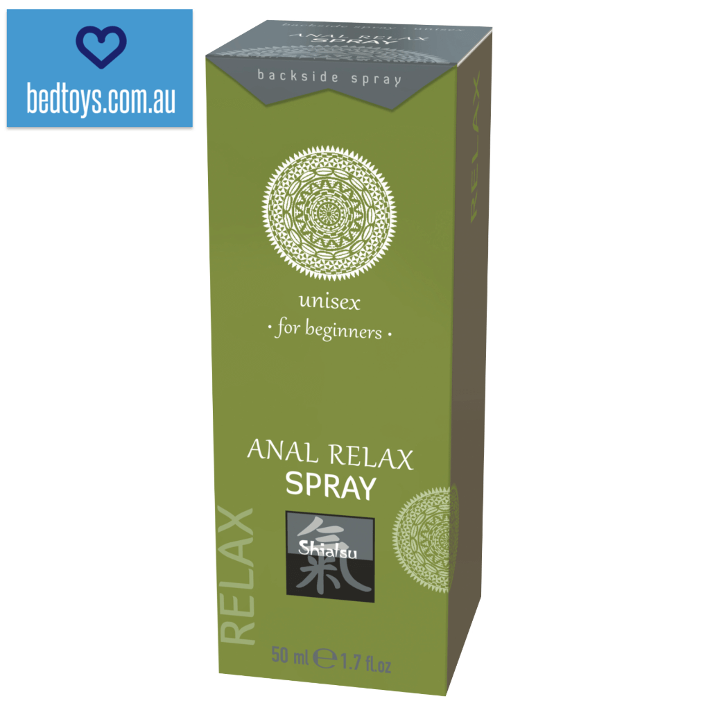 Anal Relax Spray 50ml - ideal for anal sex beginners