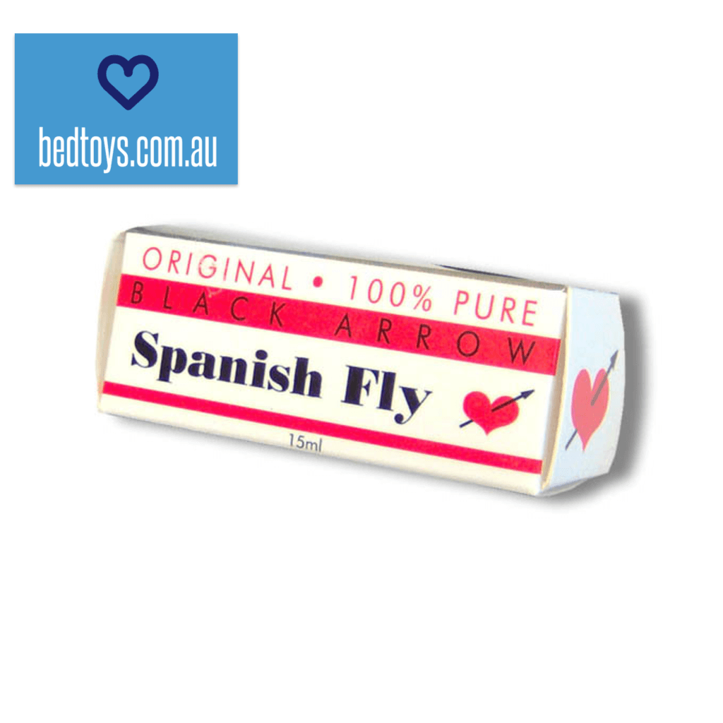 Spanish Fly - Libido enhancer & aphrodisiac - increase sex drive for males & females