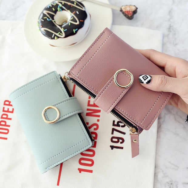 Mini Money Clip Wallet Purse