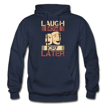 Laugh Now Cry Later - navy