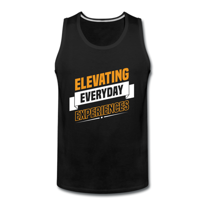 Elevating Everyday Experiences - black