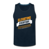 Elevating Everyday Experiences - deep navy