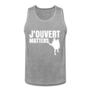 J'ouvert Matters - heather gray