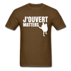 J'ouvert Matters - brown
