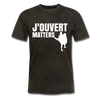 J'ouvert Matters - mineral black