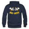 Boo Bees - navy