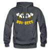 Boo Bees - charcoal gray