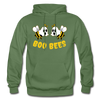Boo Bees - military green