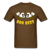 Boo Bees - brown