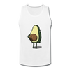 Funny Avocado - white