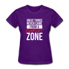 Great Things Never Came from a Comfort Zone - purple