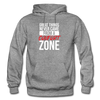 Great Things Never Came from a Comfort Zone - graphite heather