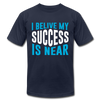 I Belive My Success Is Near - navy