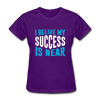 I Belive My Success Is Near - purple