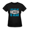 I Belive My Success Is Near - black