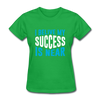 I Belive My Success Is Near - bright green