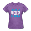 I Belive My Success Is Near - purple heather