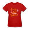 Pray And Believe - red