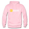 Be Creative - light pink