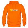 Be Creative - orange