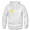 Be Creative - light heather gray