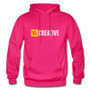 Be Creative - fuchsia