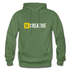 Be Creative - military green