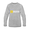 Be Creative - heather gray