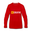Be Creative - red