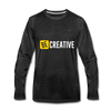 Be Creative - charcoal gray