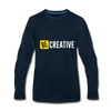 Be Creative - deep navy
