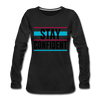 Stay Confident - black