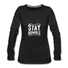 Stay Humble - black