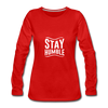 Stay Humble - red