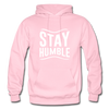 Stay Humble - light pink
