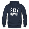 Stay Humble - navy