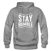 Stay Humble - graphite heather